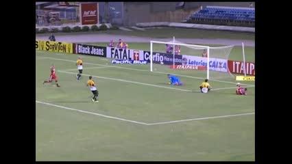 Gol - CRB 1 x 0 CRICIÚMA