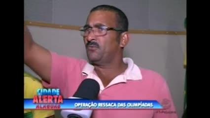 Uma operação denominada Ressaca das Olímpiadas foi realizada em Rio Largo, nesta terça-feira