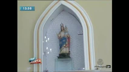Domingo começam os festejos da padroeira de Nossa Senhora da Penha