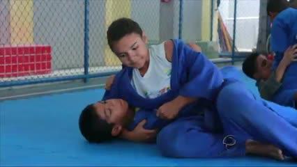 Aulão de Jiu-Jitsu
