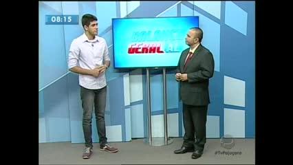 Bate papo esportivo com Bruno Protásio