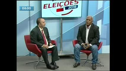 Entrevista com o candidato à Prefeitura de Maceió, Fernando do Village