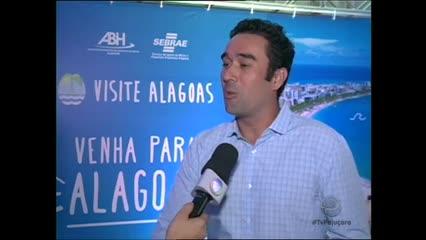 A ABIH de Alagoas reuniu empresários e representantes do Trade para lançar um novo portal na interne