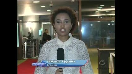 Dilma Roussefffoi afastada hoje definitivamente da função de presidente do Brasil