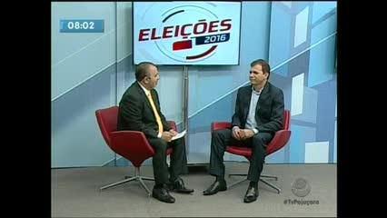 Entrevista com o candidato à prefeito por Arapiraca, Lindomar Ferreira