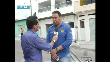 Ainda repercute a Operação Policial realizada ontem em Delmiro Gouveia, na manhã de ontem