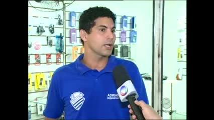 Os comerciantes do Shopping Popular de Maceió estão se sentindo prejudicados