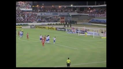 Veja gols: CRB e Bahia empatam em 2 x 2 no Estádio Rei Pelé