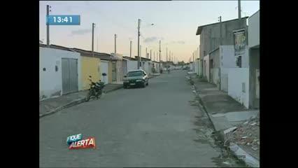 Moradores e comerciantes denunciam a falta de segurança no Eustáquio Gomes