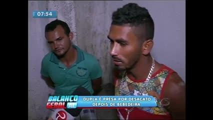 Dois homens foram presos em Marechal Deodoro suspeitos de agredir guardas municipais