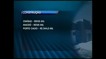 Cinco municípios alagoanos vão receber recurso para ampliação e construção de  oito UBS