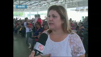 O sonho da casa própria está mais próximo para 900 famílias que vão morar no Residencial Rio Novo