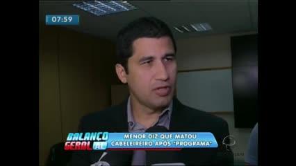 Secretaria de Segurança elucidou o assassinato do cabeleireiro Cícero Alvandir de Moraes