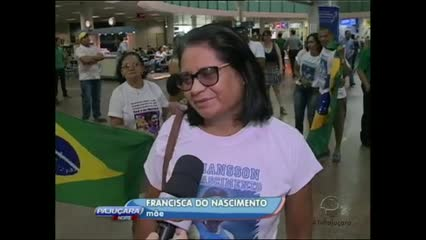 O alagoano Yohansson do Nascimento está de volta após a Paralimpíada Rio 2016