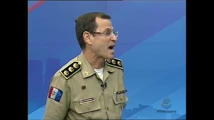 Eleições Municipais 2016: A Polícia Militar já está com o seu efetivo preparado