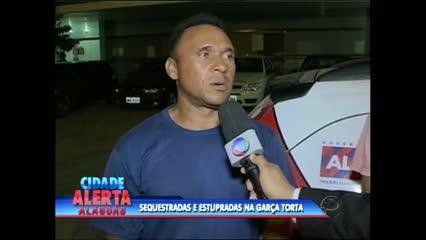 Duas adolescentes foram raptadas e estupradas em Garça Torta