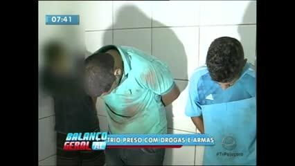 Policiais evitaram mais um assassinato ontem em Maceió