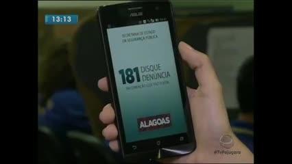 A tecnologia digital está ajudando no combate a criminalidade em Alagoas