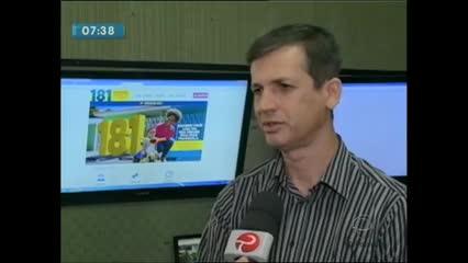 Lançado há duas semanas, o Aplicativo Disque Denúncia Alagoas já recebeu mais de 300 denúncias