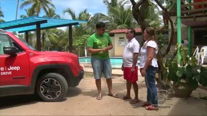 Pajuçara Auto na Estrada: Japaratinga