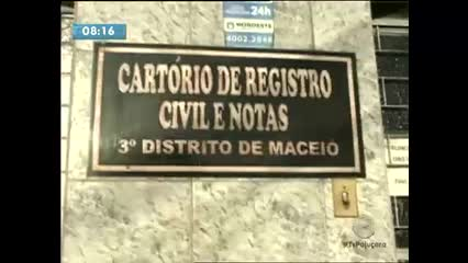 Bandidos invadiram e assaltaram clientes que estavam no Cartório de Bebedouro