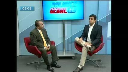 Entrevista com o candidato à Prefeitura de Maceió, Rui Palmeira