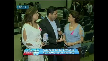 Rádio Pajuçara FM foi destaque no Prêmio Radialista Odete Pacheco