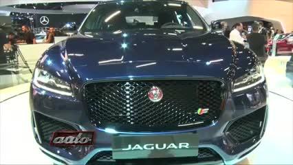 Conheça os lançamentos do Salão do Automóvel de São Paulo: Jaguar Land Rover