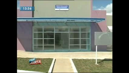 Creche e posto de saúde foram alvos de vândalos no Rio Novo