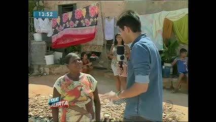 Moradores denunciam falta de estrutura no Conjunto Mutirão, na Chã da Jaqueira
