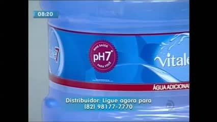 Por que beber água com PH7? Wilson Jr. explica para você!