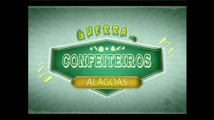 Guerra dos Confeiteiros Alagoas