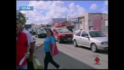 Continuam as interdições para obras da CBTU no bairro do Poço
