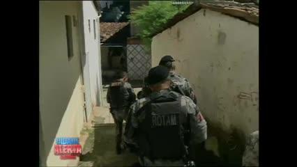 Equipe do Fique Alerta participa de treinamento da Radiopatrulha