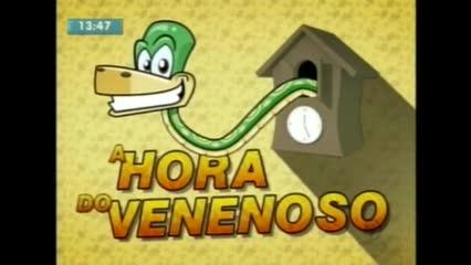 Hora do Venenoso: Bruno Ventura comenta sobre o programa Dancing Brasil