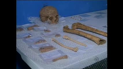 Pelo menos 13 ossadas foram encontrados enterrados em Marechal Deodoro