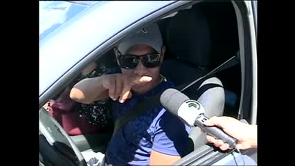 Sinalização na Avenida Gustavo Paiva deixa motoristas confusos