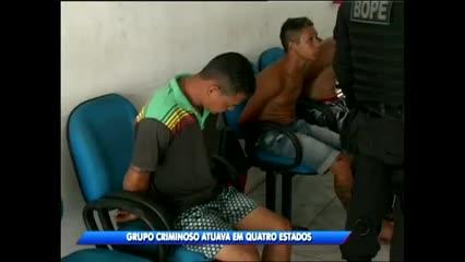 Operação integrada prendeu suspeitos de tráfico de drogas em Alagoas e três estados