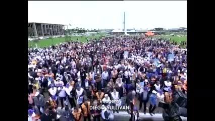 Prefeitos estão mobilizados em Brasília e pedem apoio financeiro ao Governo Federal