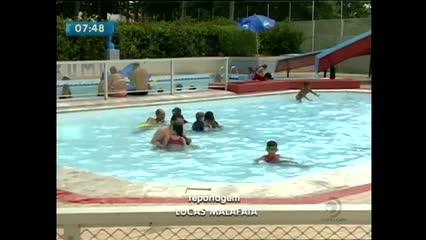O afogamento é a segunda maior causa de morte entre crianças de 1 a 9 anos de idade
