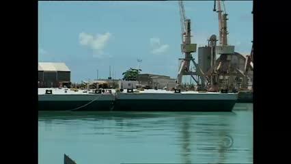 Obras de dragagem foram autorizadas no Porto de Maceió