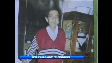 Idosa de Paulo Jacintinho está desaparecida