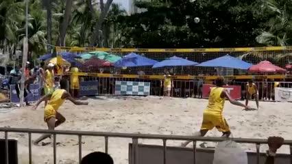 II Etapa do Campeonato Alagoano de Futevôlei