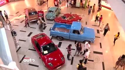 II edição da Exposição Clássicos Pajuçara Auto