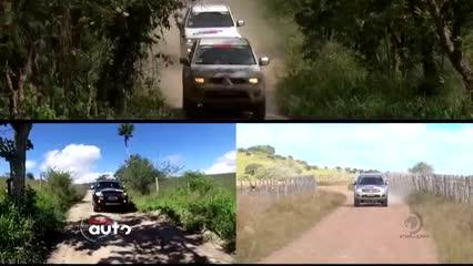 Contagem regressiva  para o Rally Mitsubishi Motorsports etapa de Maceió