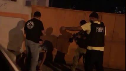 Três são presos após simulação de sequestro em Maceió