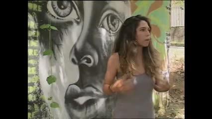 Artistas visuais transformam locais abandonados em verdadeiras exposições a céu aberto