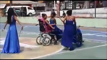 Superação: balé inclusivo emociona em apresentação de escola de União do Palmares