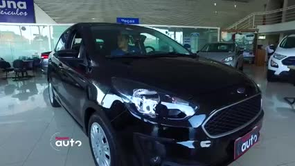 Minuto Ford: Ka SE Plus 1.0