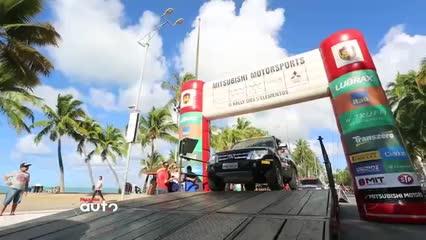 Rally Mitsubishi Motorsports etapa de Maceió